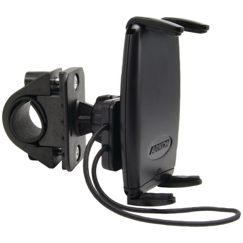 Arkon Bike Motorcycle Handlebar Mount Holder for iPhone 5 4S