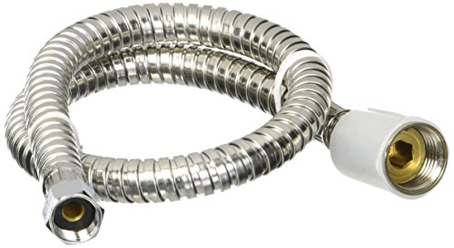 Danze DA664209NBN Stainless Steel Braided Pre-Rinse Hose for Kitchen Faucet, 25-Inch, Brushed Nickel by Danze