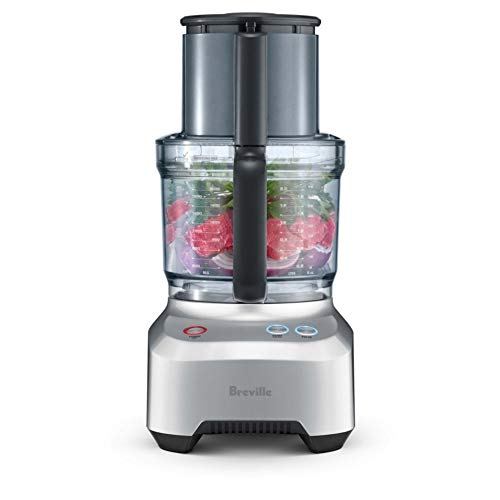 Breville the Sous Chef 12 1000-Watt 12-Cup Food Processor - BFP660SIL