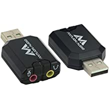 Antlion Audio USB Adapter, for Windows, Linux and Mac OS