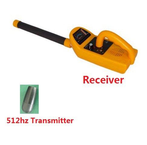 Hanchen Sewer Drain Pipe Inspection Receiver 512hz Locator 512hz Transmitter Sonde Pipeline Camera