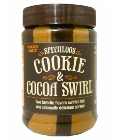 Trader Joes Speculoos Cookie & Cocoa Swirl Spread