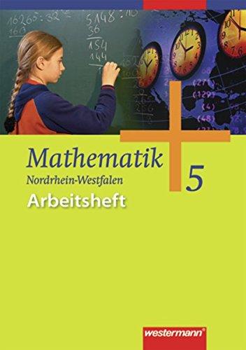 Mathematik - Allgemeine Ausgabe 2006 für die Sekundarstufe I: Arbeitsheft 5