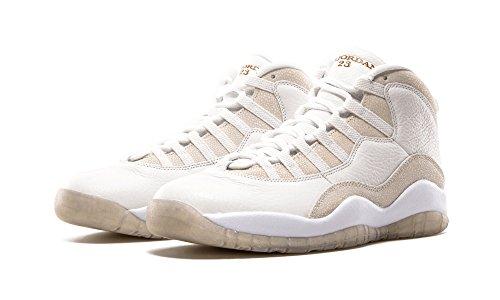 Nike AIR Jordan 10 Retro OVO 'OVO' - 819955-100 - DvX9En1