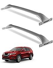 LEDKINGDOMUS Cross Bars Roof Racks Compatible with 2014-2020 Nissan Rogue, Aluminum Cargo Carrier Rooftop Bag Luggage Rack Cross bar