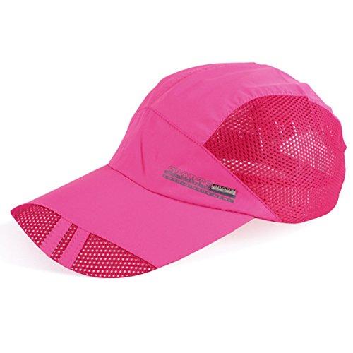 GADIEMENSS Quick Dry Sports Hat Lightweight Breathable So...