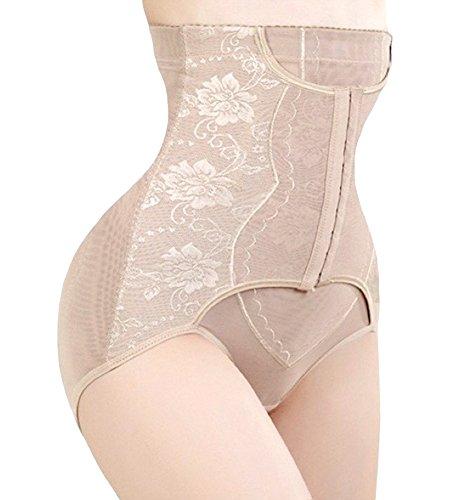 Sweet-Cherry-850-ON-Sale-Women-Best-Waist-Cincher-Girdle-Belly-Trainer-Corset-Body-Shapewear-XXL-Nude