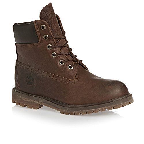 Timberland Womens 6 Inch Premium Leather