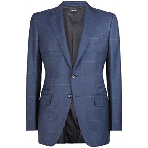 [Class Jackets James Bond Costume Ideas Navy Sharkskin Suit 42 Long US / W 36''] (Bond Costumes Ideas)