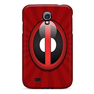 For Mialisabblake Galaxy Protective Case, High Quality For Galaxy S4 Deadpool Skin Case Cover