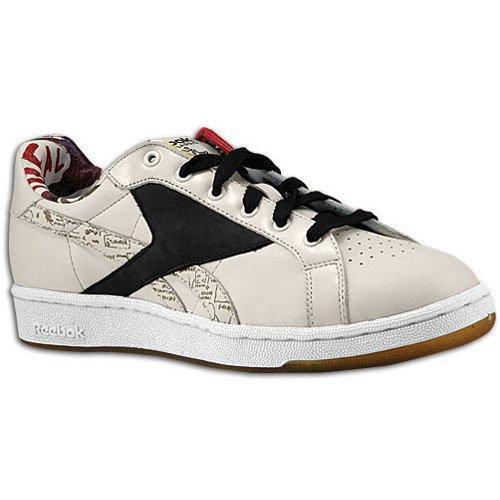 REEBOK Zapatillas Npc Uk Basquiat Olympic Blanco / Negro / Rojo EU 39 (US 7)