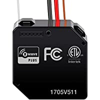 Enerwave ZWN-RSM1-PLUS Z-Wave Relay, Z-Wave Plus Micro...