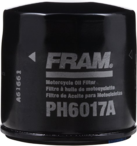 FRAM PH6017A Extra Guard Oil Filter (Best Oil For Honda St1300)