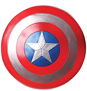 "Rubie's Costume Captain America: Civil War Captain America Shield, 12"" from Rubies - Domestic"