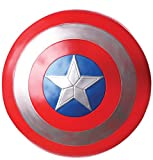 Captain America Costume Accessory Shield, 12''