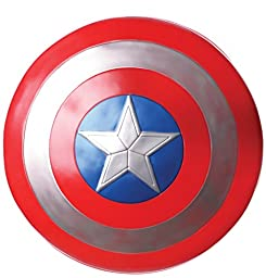 Rubie\'s Costume Captain America: Civil War Captain America Shield, 12\
