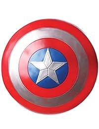 Rubies Costume Civil War Captain America Shield, 12-Inch