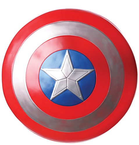 Captain America Costume Accessory Shield, 12