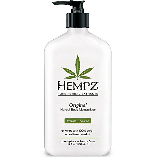 Hempz Original Herbal Body Moisturizer 17.0 - Set Soap Silk