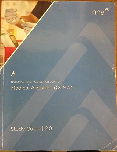 National Healthcareer Association: Medical Assistant (CCMA ...