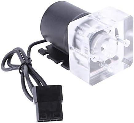 Semoic Pc Water Cooling System Set G1//4 Universal CPU Waterblock 160Mm Water Tank Pump 120Mm Radiator 2M Hose Cooling Fans Kit