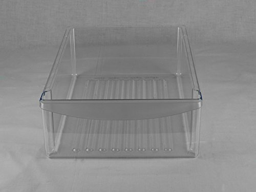 240530811 Frigidaire Clear Refrigerator Meat Pan for Kenmore OEM Genuine NEWGY#583-4 6-DFG233891