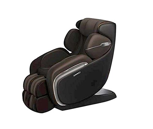 Osaki APPROULTRAB Apex AP-Pro Ultra B Massage Chair, Brown, Excellent Hip Roller, Unique Foot Roller, Heating Function on Back, 3 Level of Zero Gravity, Unique L-Track to Massage Hip & Buttocks