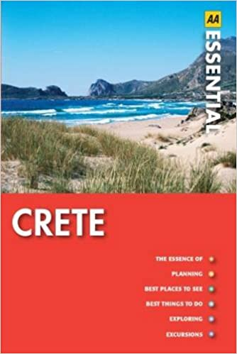 Essential Crete (AA Explorer Guides)