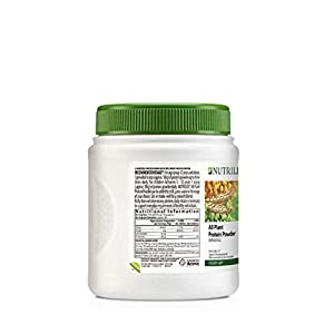 Amway Nutrilite Protein Powder with Amway Nutrilite Daily 30 Tablets, 500 Gm