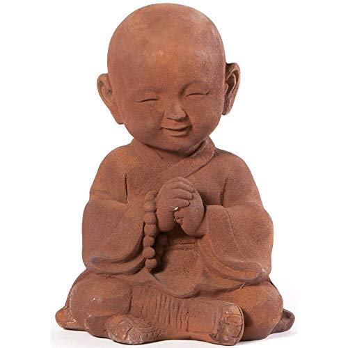Alfresco Home Praying Buddha