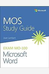 MOS Study Guide Microsoft Word Exam Paperback