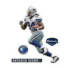 Dallas Cowboys Marion Barber Junior Wall Decal