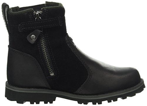 Timberland Kids Asphalt Trail Chelsea Boots, Schwarz (Black Connection), 28 EU