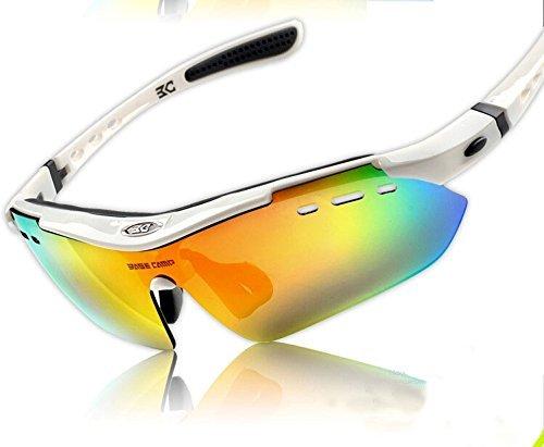 BaseCamp® Cycling BMX Bike Polarized Sports Sunglasses Gogg