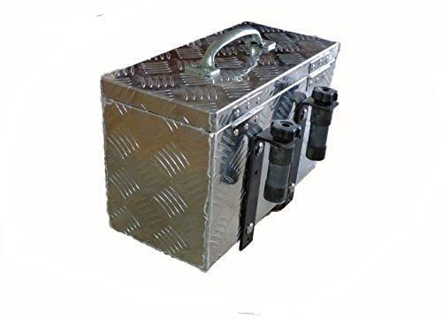 Polaris General Ranger Aluminum Diamond Plate Tool Box 16