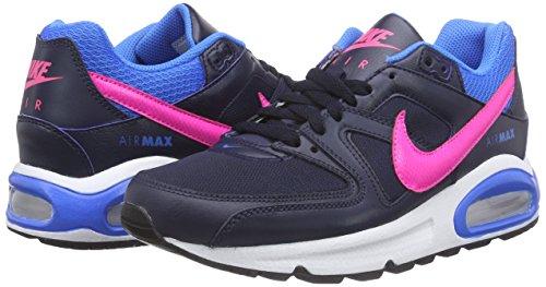 Zapatillas De Nike Azul Air Niñas Para photo gs obsidian Pow Pink Command Gimnasia Blue Negro Max Rosa 4yTXXnqI