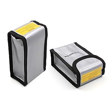 1pc Lipo Safety Guard Lipo Battery Safe Bag for DJI Phantom 4 Phantom 3 Battery Storage