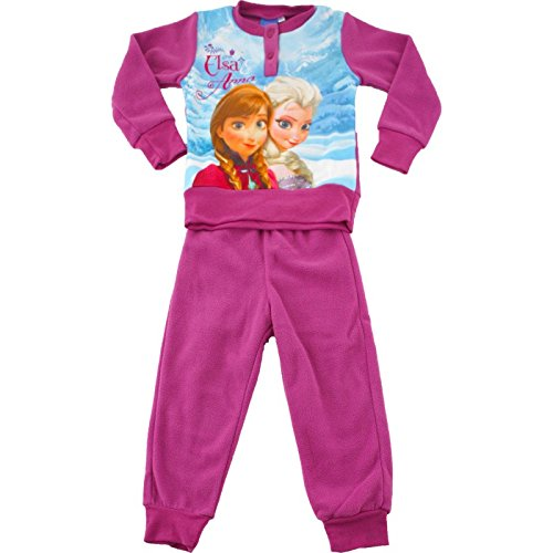 Pijama micropolar Frozen Disney en caja surtido
