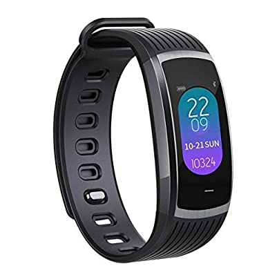 ZHLYQ Smart Wristband Bracelet Men S And Women S Blood Pressure Heart Rate Monitoring Smart Bracelet Estimated Price £64.58 -