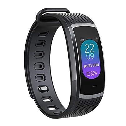 ZHLYQ Smart Wristband Bracelet Men S And Women S Blood Pressure Heart Rate Monitoring Smart Bracelet Estimated Price £64.58 -