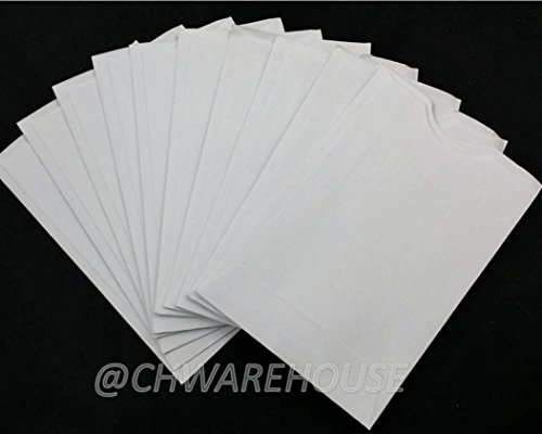100 White 45 Rpm 7 Quot Paper Record Sleeves Acid Free