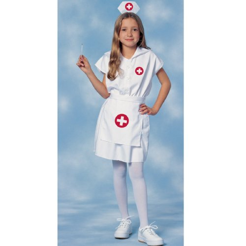 Lil' Nurse Child Costume - Medium (Nurse Costume For Kids)