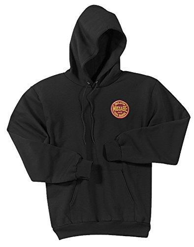 DM&IR Logo Pullover Hoodie Sweatshirt Black Adult 3XL [89]