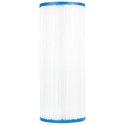 Microstar Filter Cartridge Clear (Clear Choice CCP188 Pool Spa Replacement Cartridge Filter for Hayward C-200, CX200RE, MicroStar-Clear, American Commander II Filter Media, 4-5/8