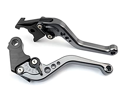 Niree Short Brake Clutch Levers for Yamaha FZ-09/MT-09/SR