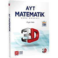 AYT Matematik Soru Bankası: Tamamı Video Çözümlü