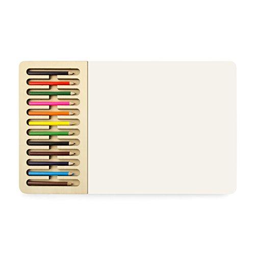 - Three By Three Seattle Jotblock Sketchpad Set (70080)