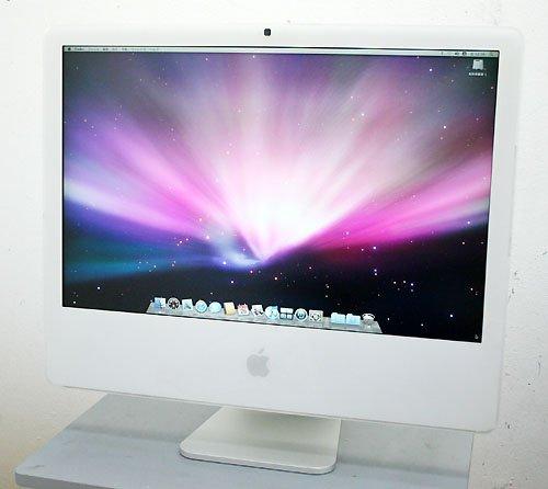 完売 アップル Apple Apple iMac MA456J/A(Core2Duo-2.16GHz DVDマルチ 24インチワイド液晶 DVDマルチ iSight AirMac iSight GeForce 7300GT) B009HPSP9W, キリンヤウェブショップ:6839b502 --- arbimovel.dominiotemporario.com