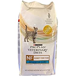 Purina Veterinary Diets Cat Food NF [Advanced Care] (8 lbs)