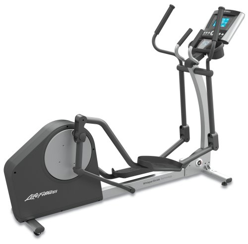 Life Fitness X1 Elliptical Cross-Trainer with Advanced Workout Console